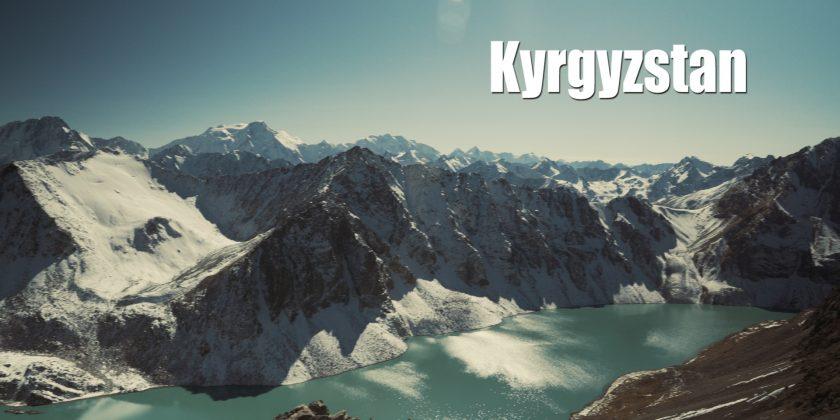 Kyrgyzstan Travel Hiking