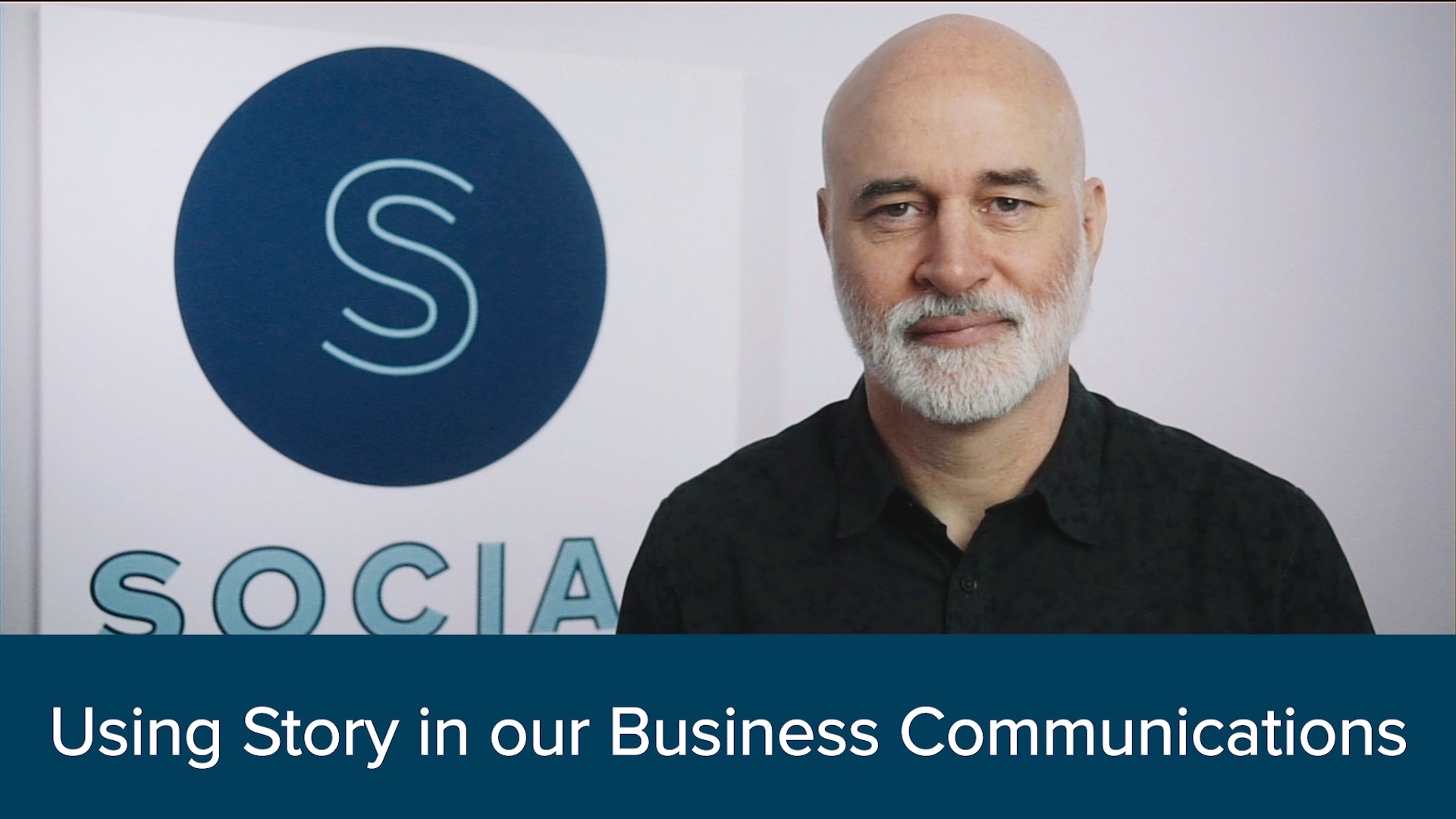 Using Story in our Business Communications